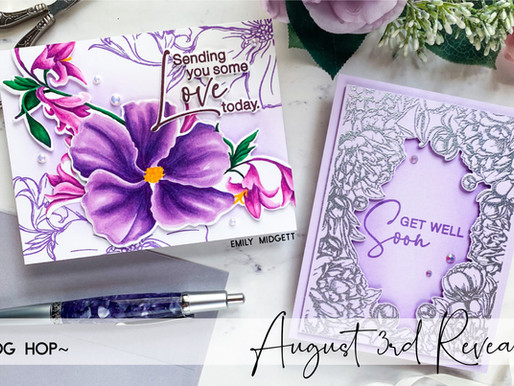 August 3rd Reveal~Big & Bold-Whimsy World