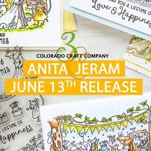Anita Jeram JUNE Complete Bundle