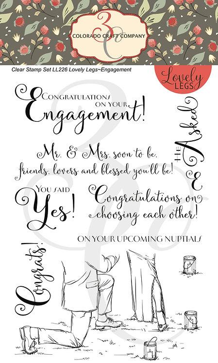 LL226 Lovely Legs Engagement