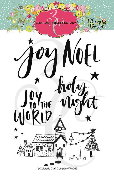 WW266 Whimsy World~Noel