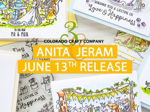 June 13th Anita Jeram Release WINNERS ANNOUNCED