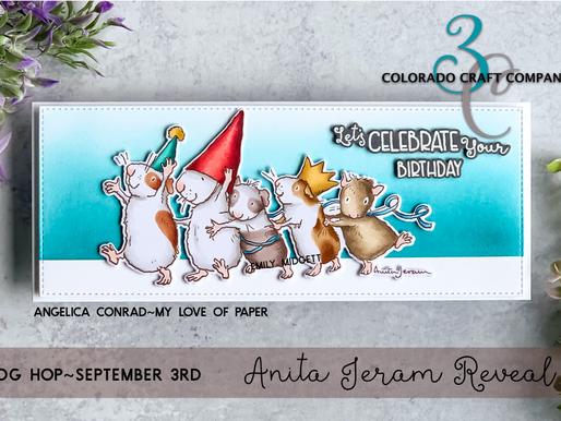 Anita Jeram~September 3rd, 2021 Release WINNERS ANNOUNCED