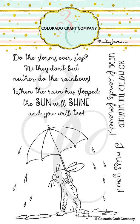 AJ395 Anita Jeram~All Weather Friend