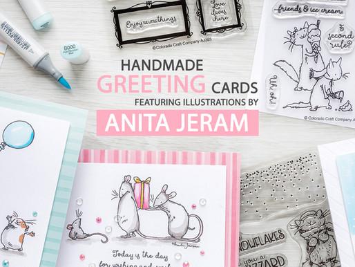 Create Something Delightful~Anita Jeram