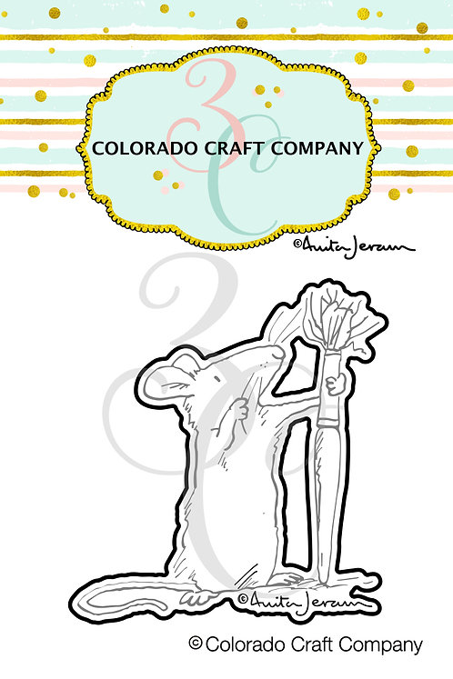 AJ380-D Anita Jeram~Be Creative Mini Dies