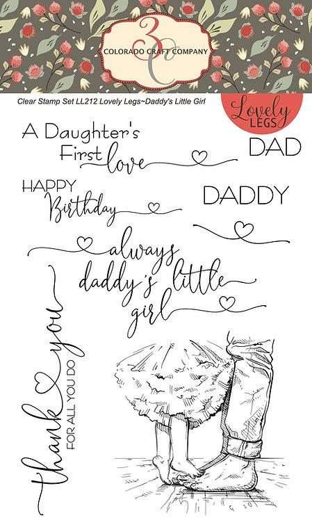 LL212 Lovely Legs Daddy's Little Girl