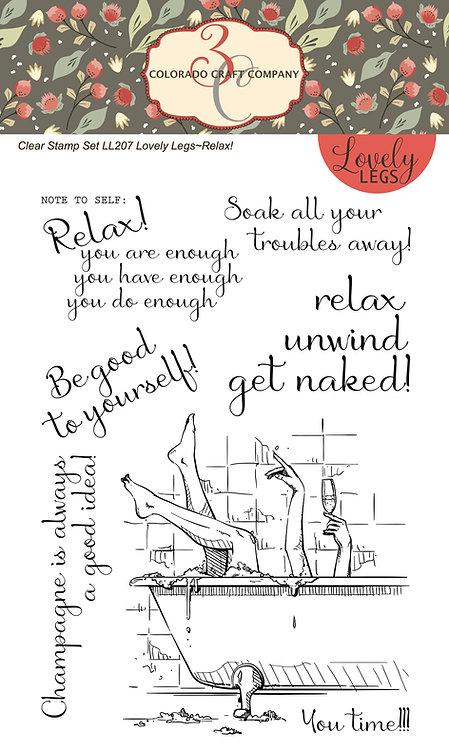 LL207 Lovely Legs~Relax!