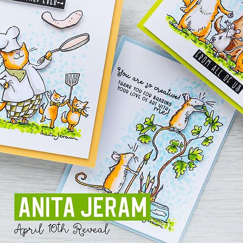 Anita Jeram APR Complete Bundle