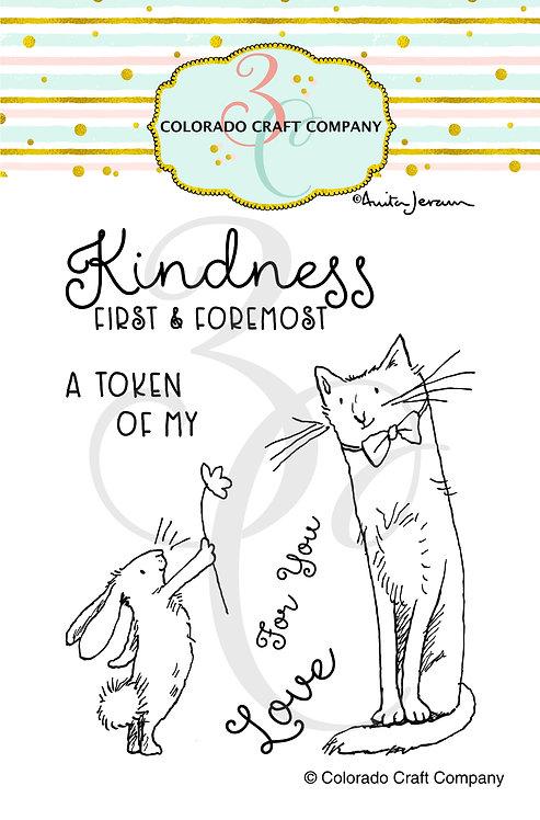 AJ497 Anita Jeram ~Kindness First