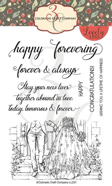 LL231 Lovely Legs~Happy Forevering