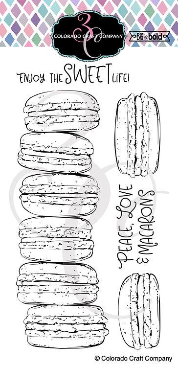 BB405 Bold & Bold~Slimline Macarons