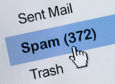 Business stress is no excuse to spam