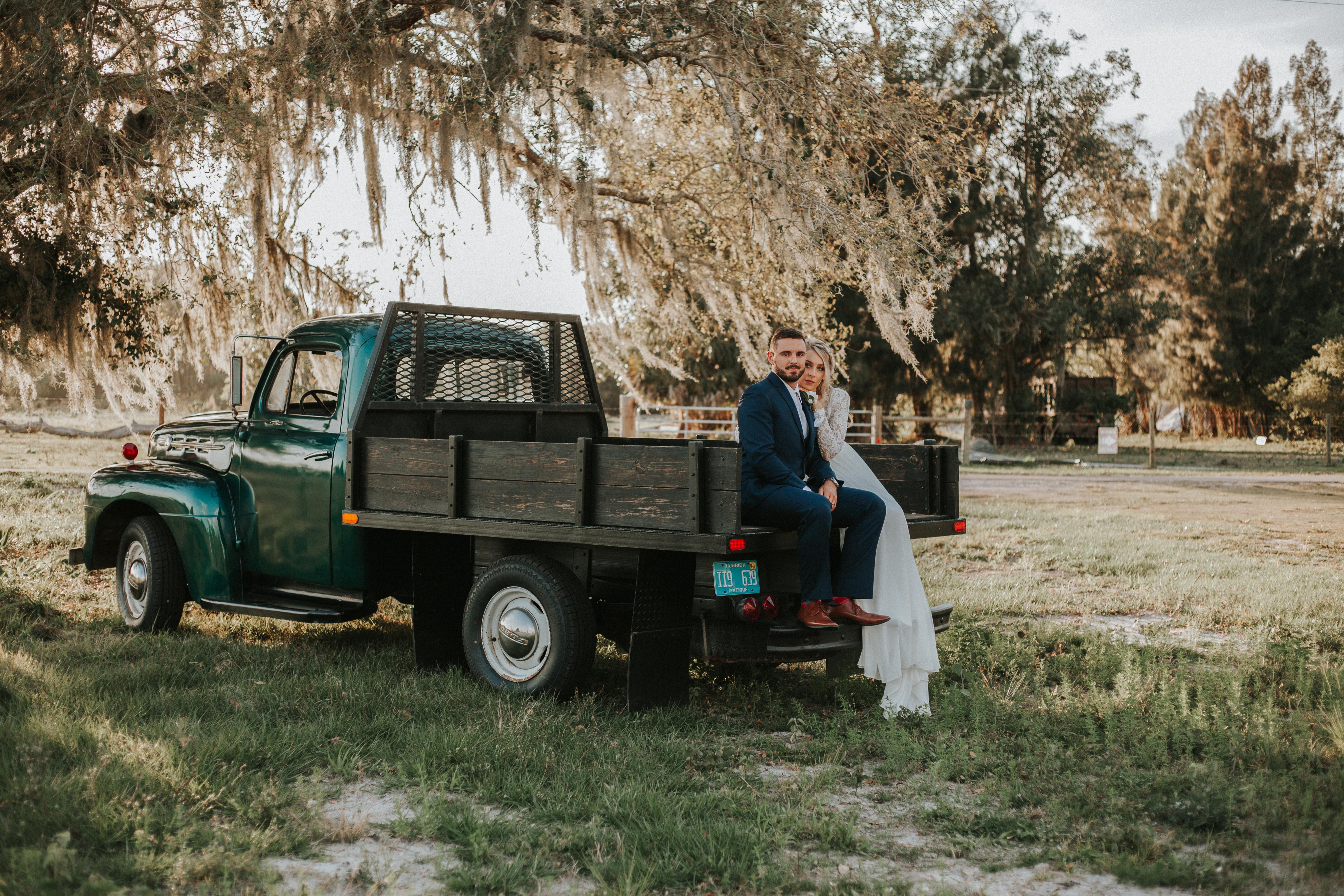 Rustic Wedding Venue Bayshore Ranch Weddings Fort