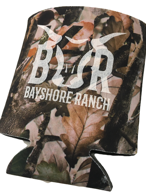 MUST BE AN ADD ON - BR Koozie - Camo