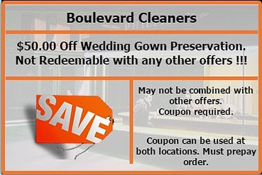 50.00 Off Wedding Gown
