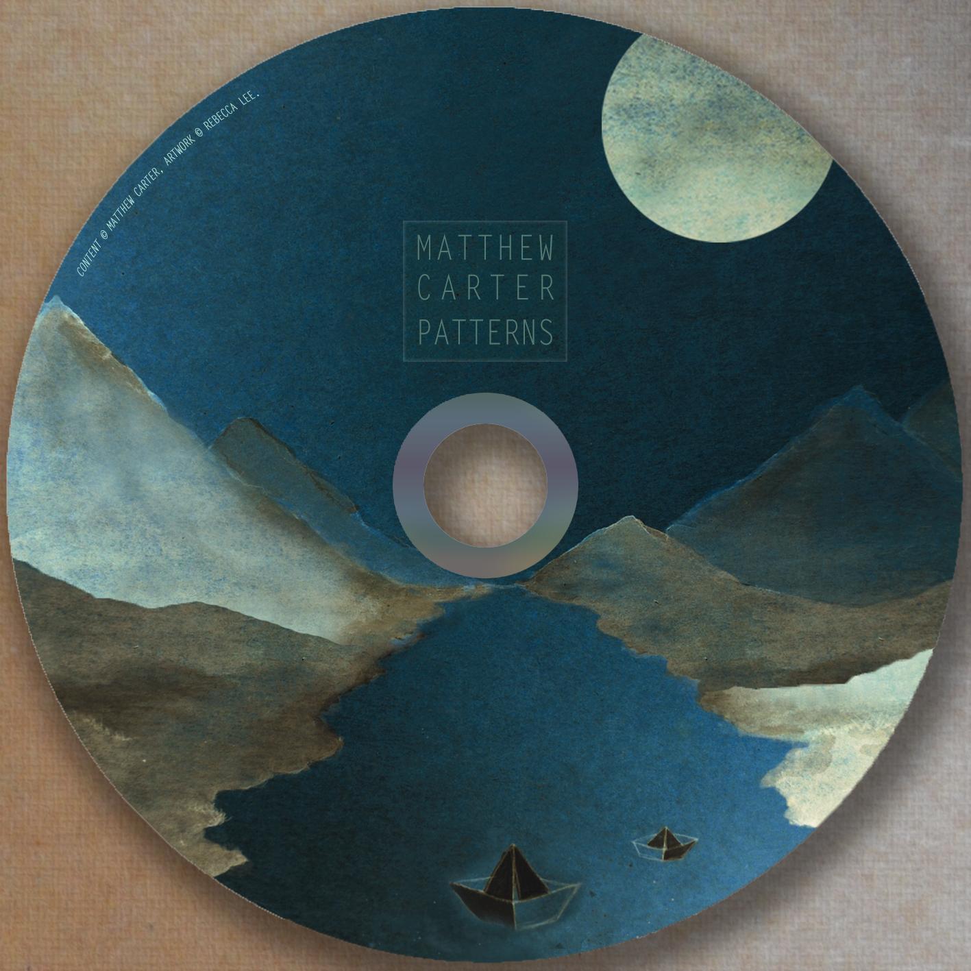 Matthew Carter . Patterns. CD