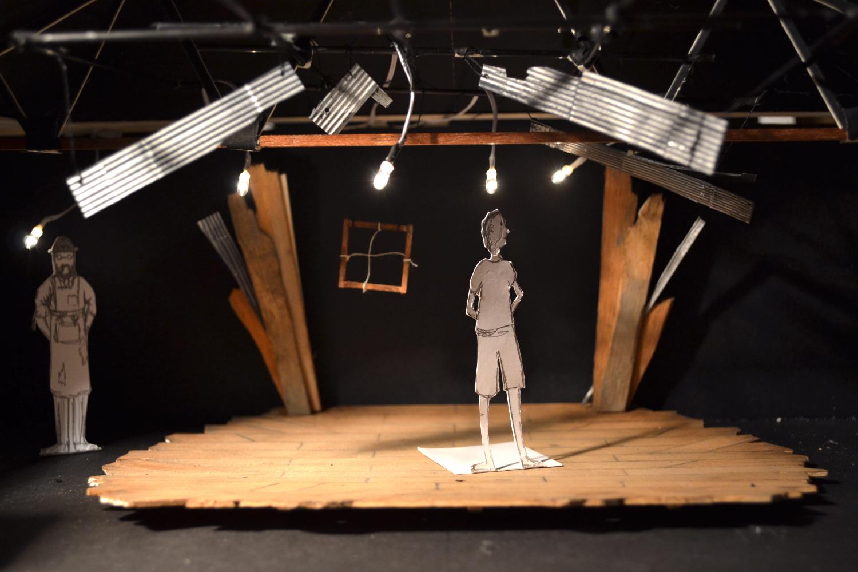 Production Model Box