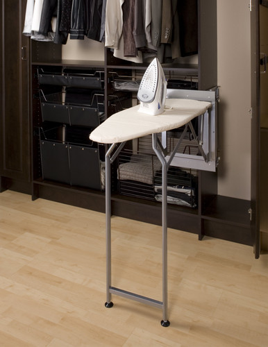 Pressing Perfection Ironing Board Silver Mist Sidelines Inc