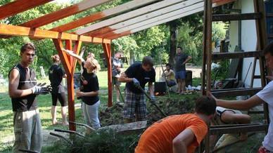 "Call for Participants –  ""REFRESH"" YMCA Serbia International Volunteer Work Camp"
