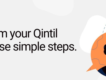 How to get the most out of your Qintil Learner account