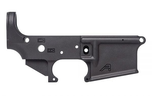 AR15 Stripped Lower Receiver - Anodized Black