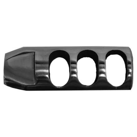 Tri Port Muzzle Brake
