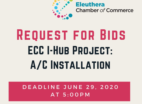Request for Bids - Air Conditioning Installation