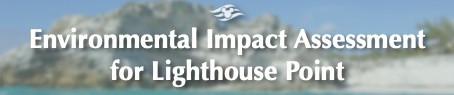 Disney Lighthouse Point EIA