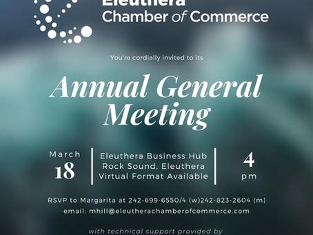 ECC Annual General Meeting