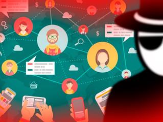 Redes Sociais - O arcabouço de muitos ataques