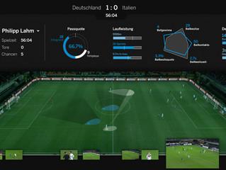 How big data gave the German football team a leg up
