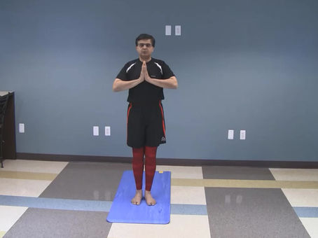 Yoga with Salil