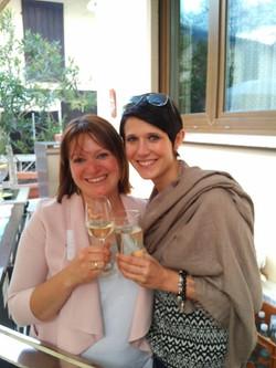 Steffi und Elena
