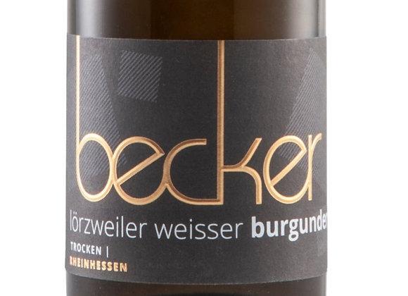 ORTSWEIN 2019 Lörzweiler Weisser Burgunder trocken