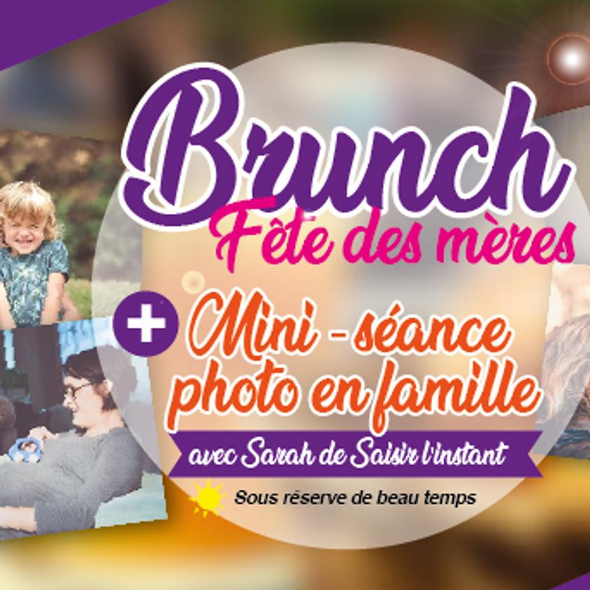 Brunch et Séance Photos Spéciale fête des mères