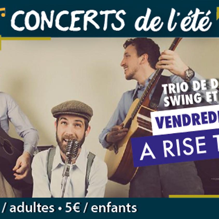 Dîner Concert avec A Rise To Kats