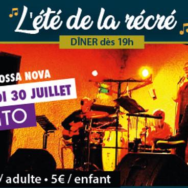 Dîner concert Mojito