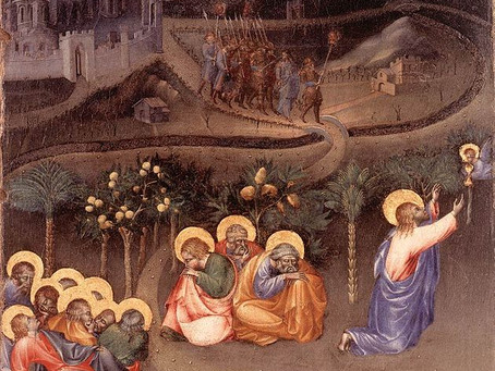 Apostles Will Intercede For You