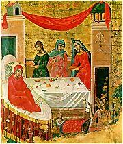 Mary's Birth Allowed Freedom