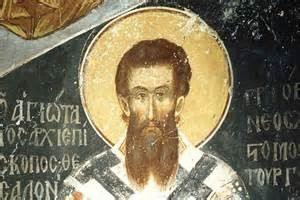 Contemplation in St. Gregory Palamas