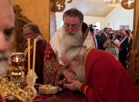Consecration of St. Petka Orthodox Church in Nashville