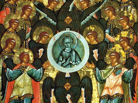 Ask Archangel Michael for Protection