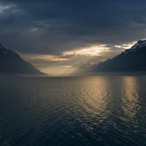 A Silent Soul Prefigures Heaven
