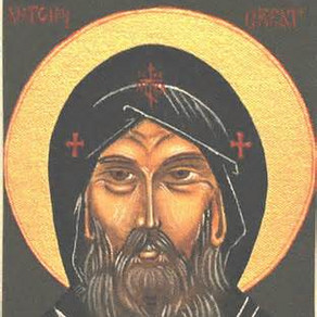 St. Anthony the Great: The Father of Monks