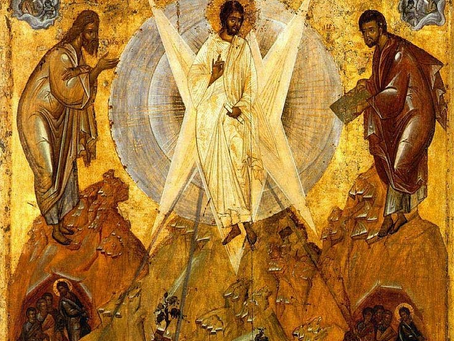 God Offers Us Transfiguration