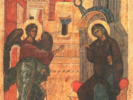Mother of God, Intercede for Us