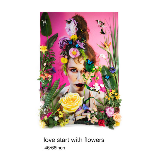 Love Start With Flowers