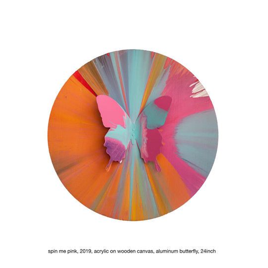 spin me pink, 2019, 24inch.jpg