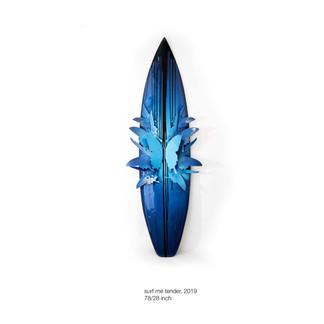 surf me tender, 2019, 78-28inch.jpg
