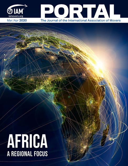 Portal Africa Cover